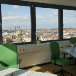 TGS Coworking Space Ausblick City